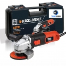 Amoladora Angular 4½ G720 Black & Decker 820w