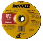 "Disco Corte Metal 7"" x 3,2mm. DeWalt DW4718F"
